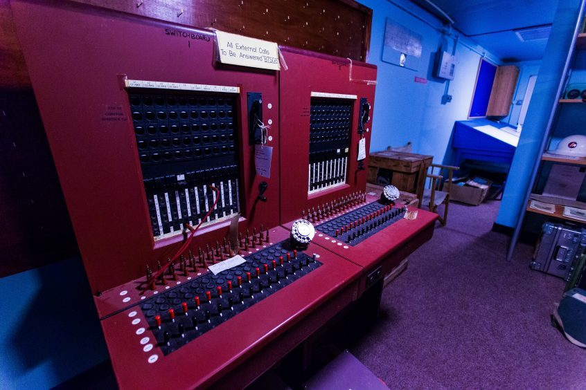 Telecoms room