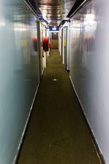 Sub Level 2 Corridor