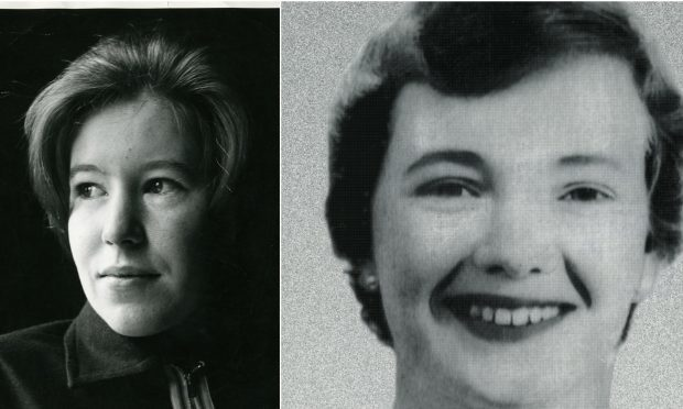 L-R: Marion Young and Nannette Hanson - hailed as the heroes of St Johns.