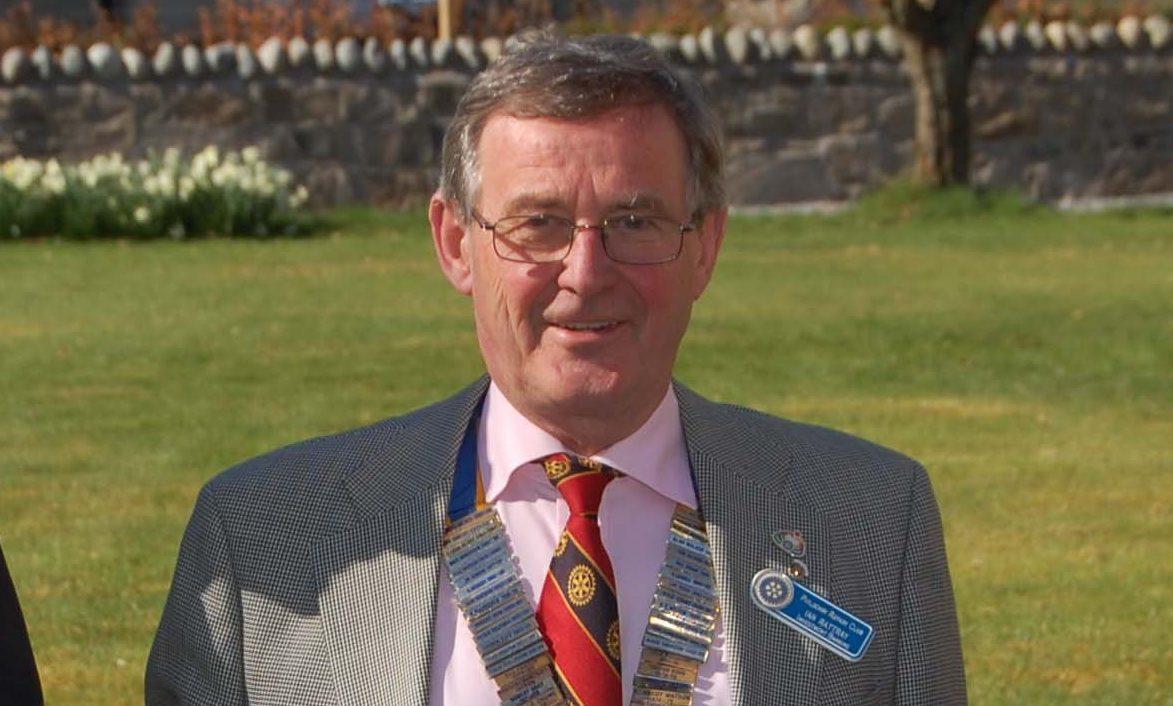 Ian Rattray
