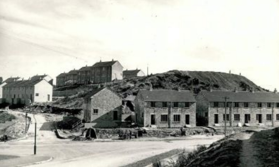 Kirkton in 1958.