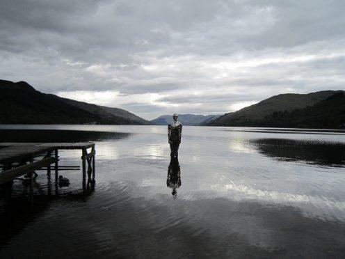 Still was installed in Loch Earn in 2014.