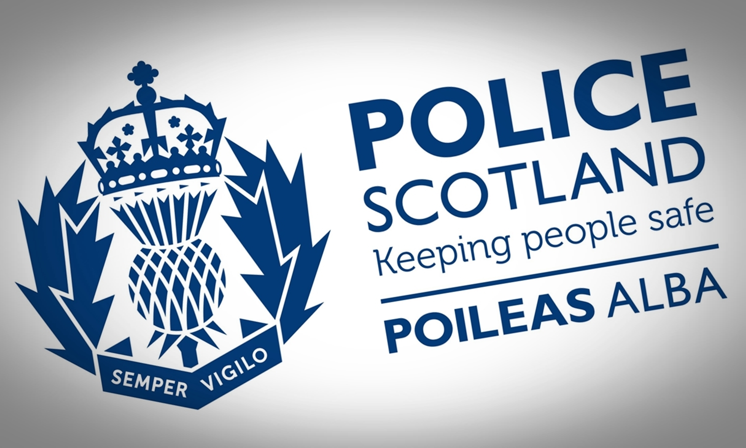Police Scotland already has a bilingual logo