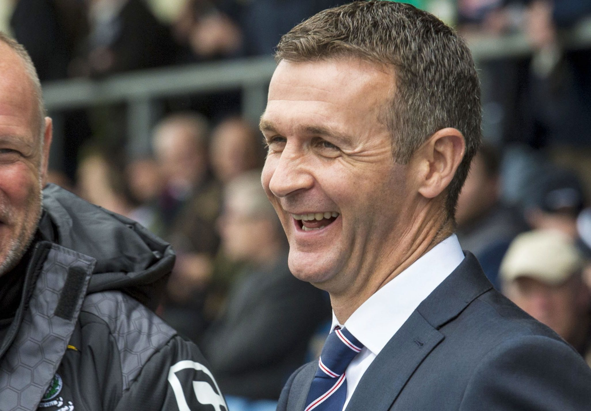 Will John Hughes or Jim McIntyre be next for the United job?