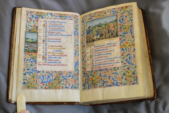 The Book of Hours.