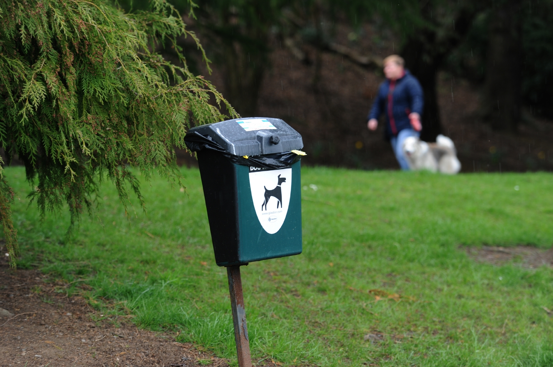 Dog owners have been encouraged to play their part, but council wardens are doing their best.