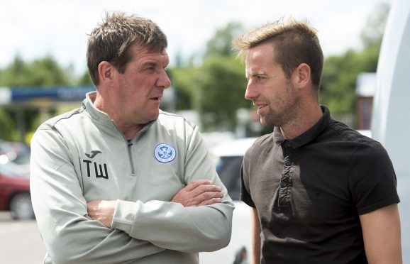Tommy Wright and Steven MacLean.