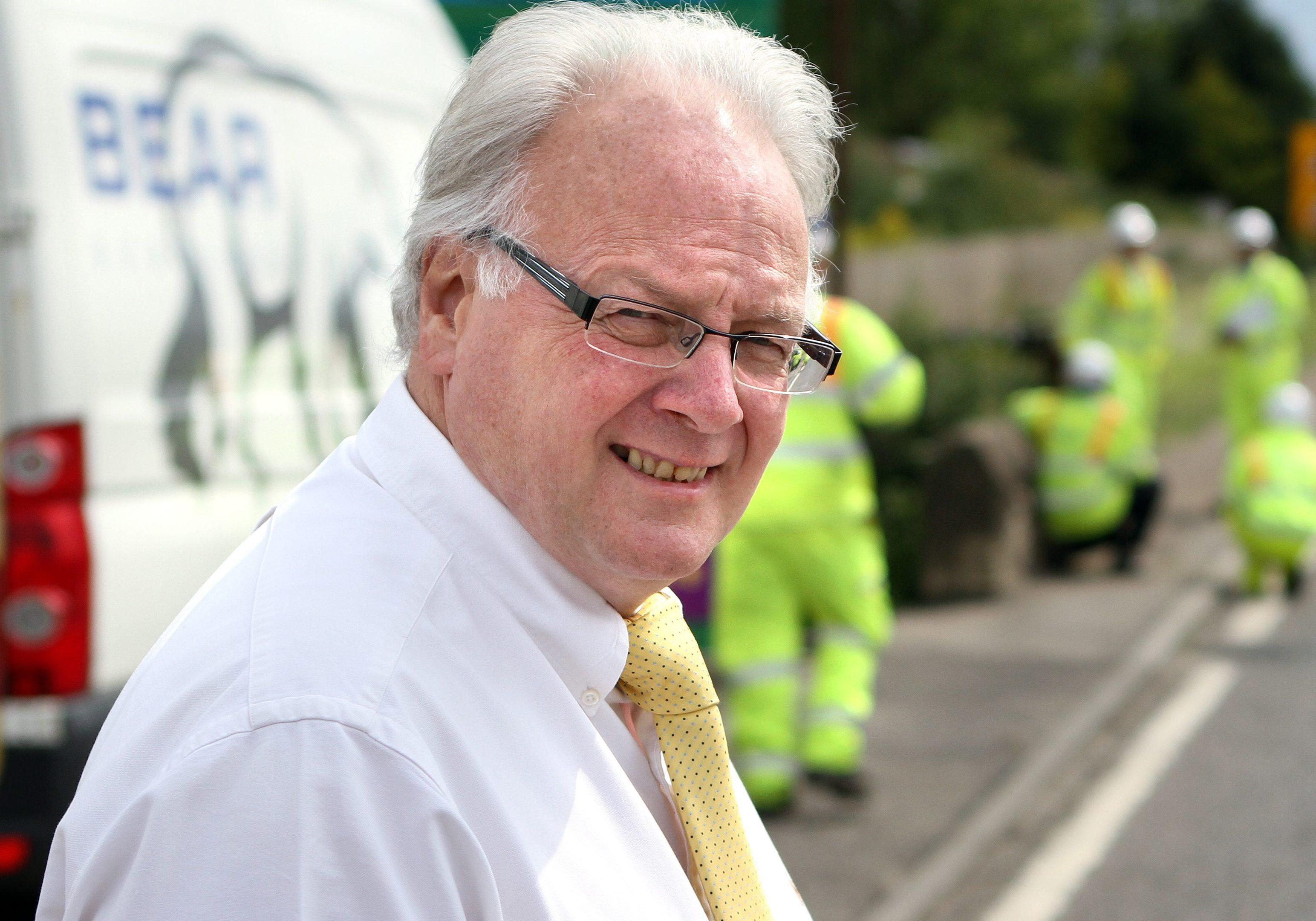 Councillor David McDiarmid