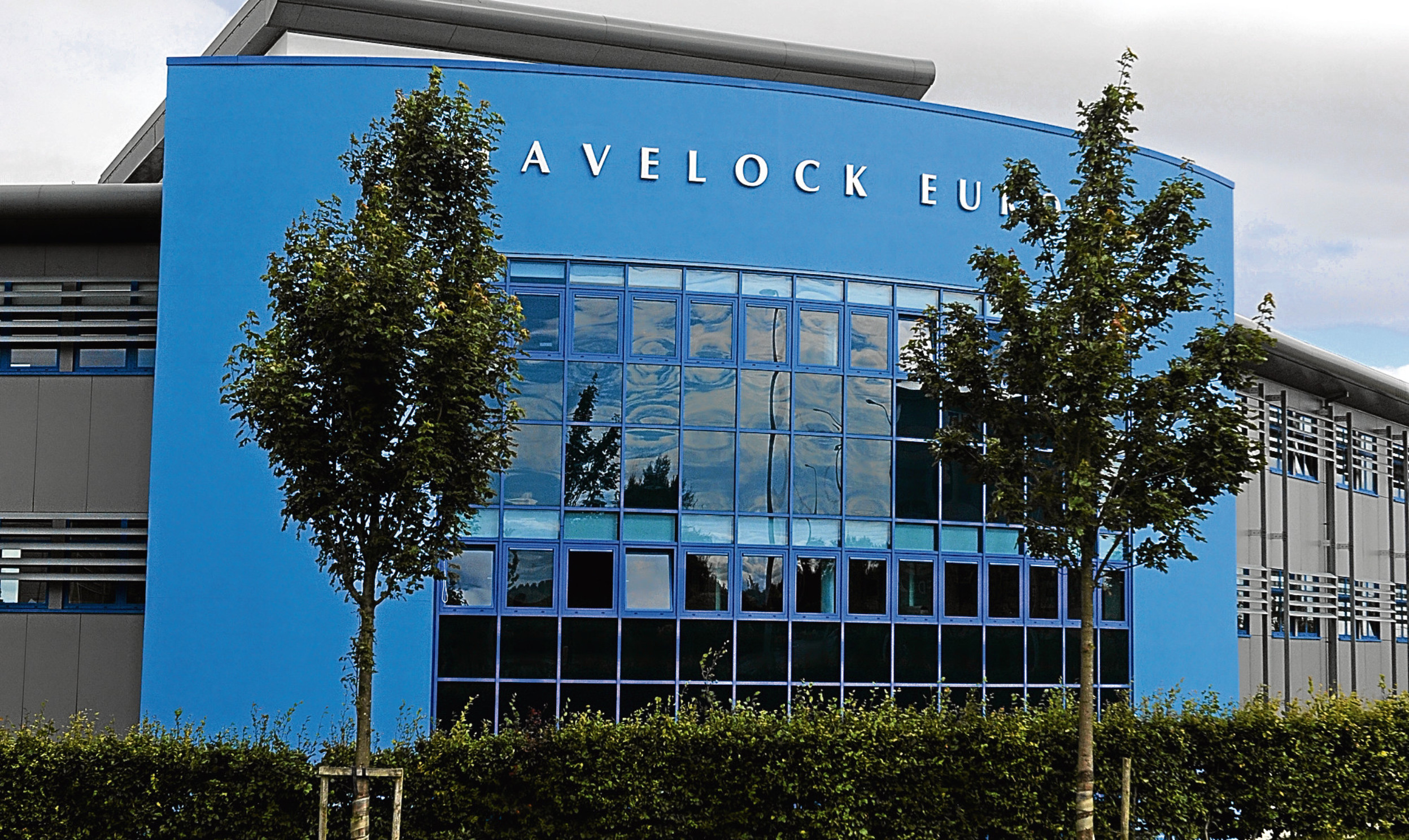 Havelock Europa's headquarters at Kirkcaldy