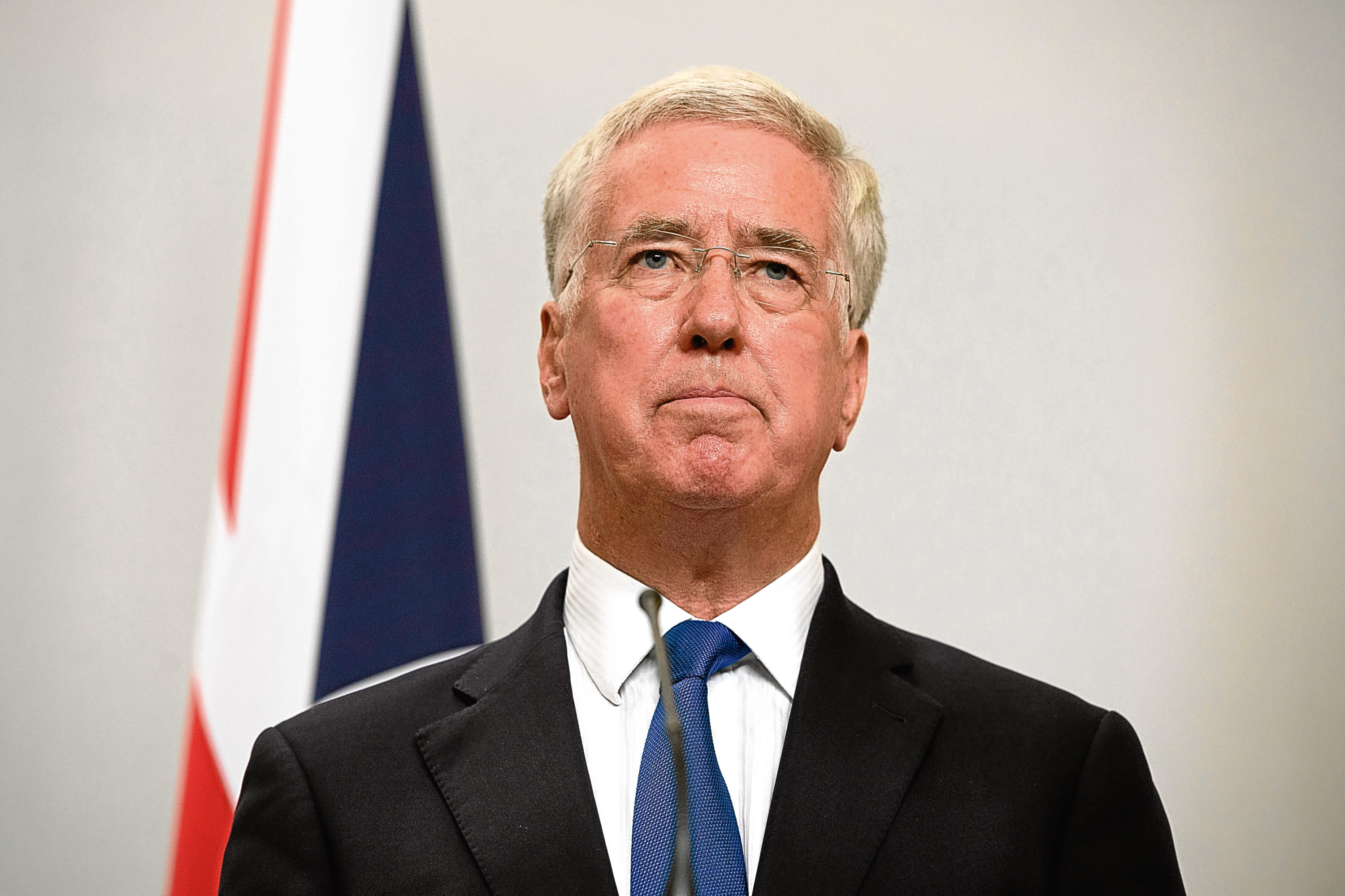Sir Michael Fallon.