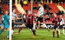 Dunfermline's Nicky Clark scores to make it 2-2.
