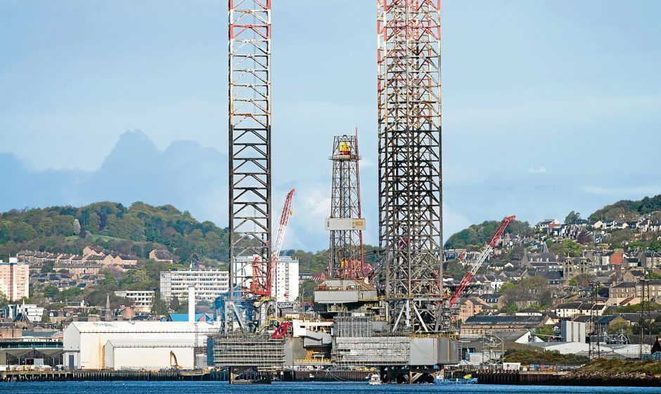The Port of Dundee is trying to establish itself as a decommissioning hub.