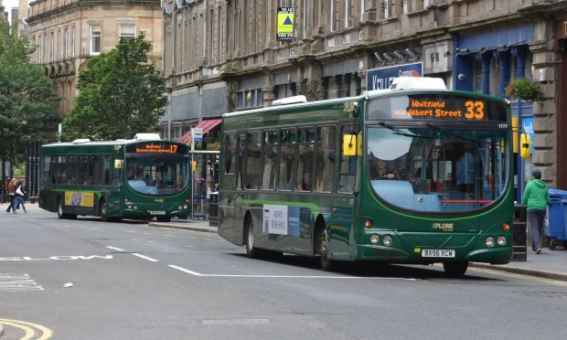 The 33 service is set to have its route changed.