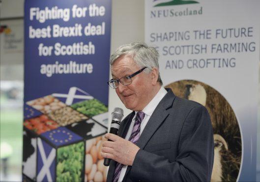 Rural Secretary Fergus Ewing opposes the reintroduction of the lynx