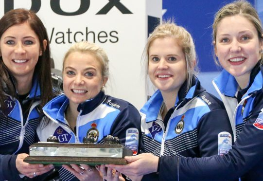 Winning European gold was Eve's highlight of 2017.