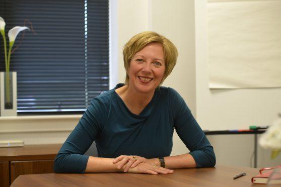 The Shadow Scottish Secretary Lesley Laird.