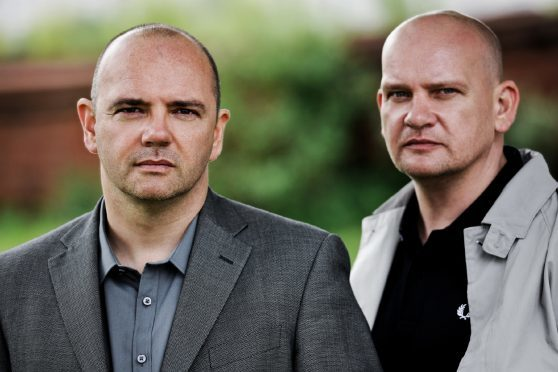 Brothers Pat and Gregory Kane form pop due Hue and Cry.