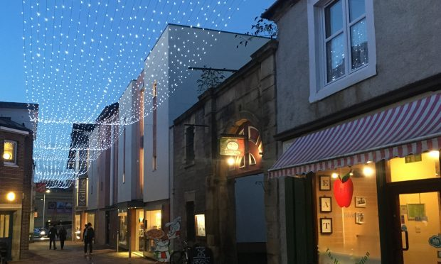 Inventive uses of lighting could help bring more visitors into Perth.
