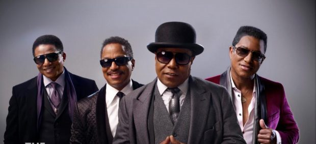The Jacksons are coming to the Royal Highland Centre in Ingliston.