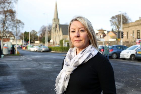 Pauline wants the council to ensure the area is properly gritted.
