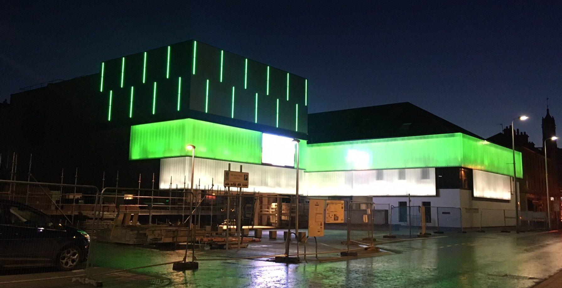 The new look Perth Theatre