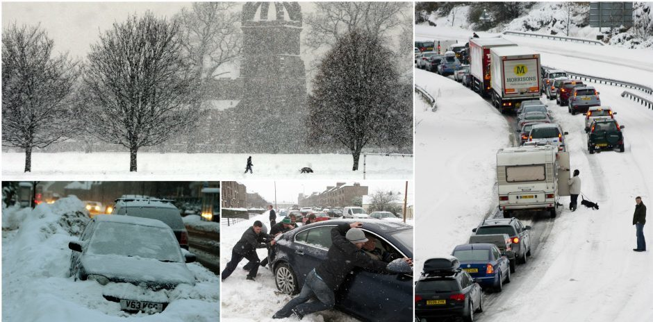 Scenes from Courier Country during the 2010-11 winter.