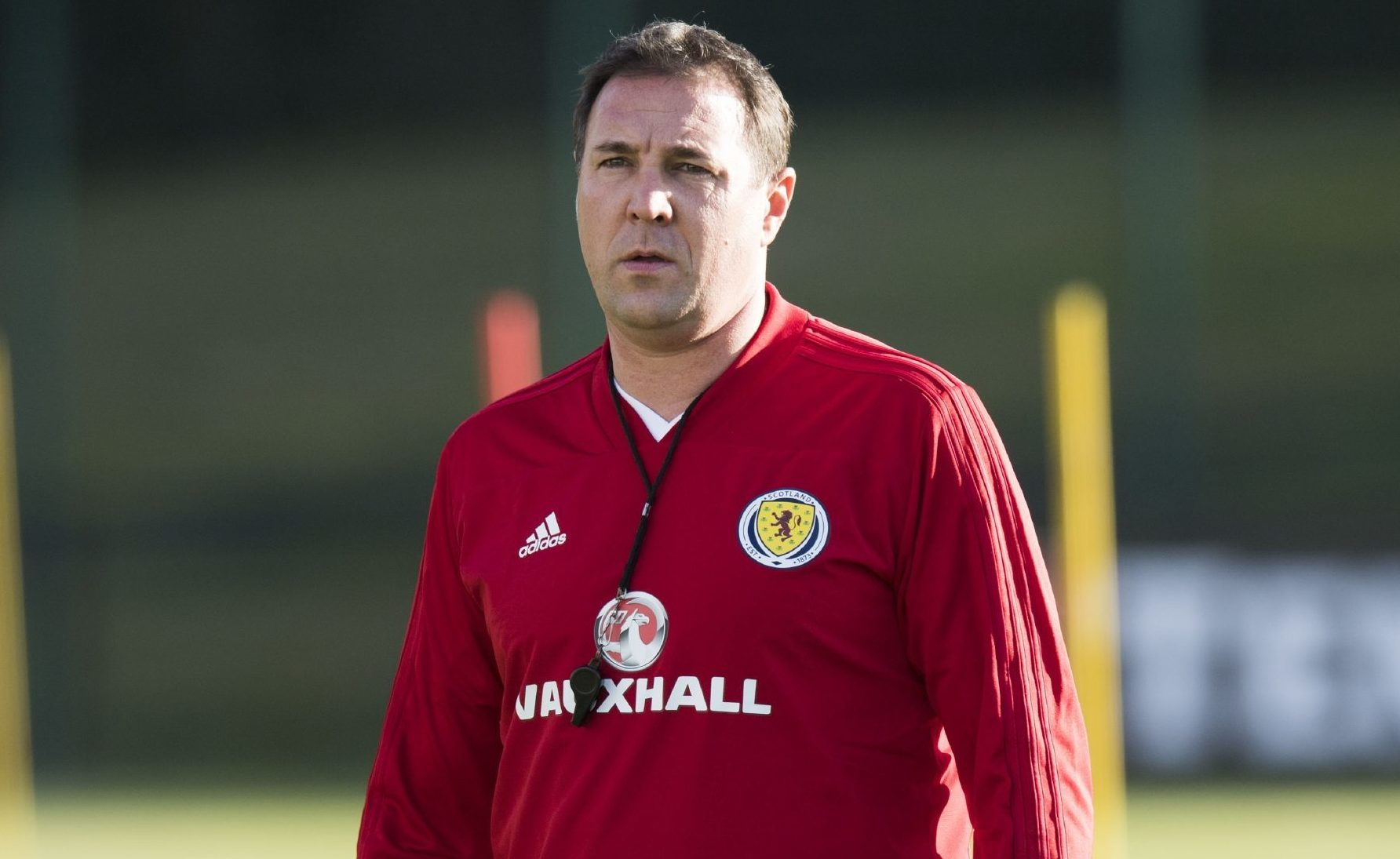 Malky Mackay's last job in management was at Wigan