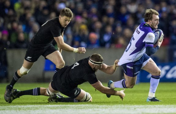 New Zealand are back at Murrayfield next year for the first time since 2017.