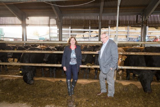 The Moredun Research Institute and Scotland's Rural College will work together