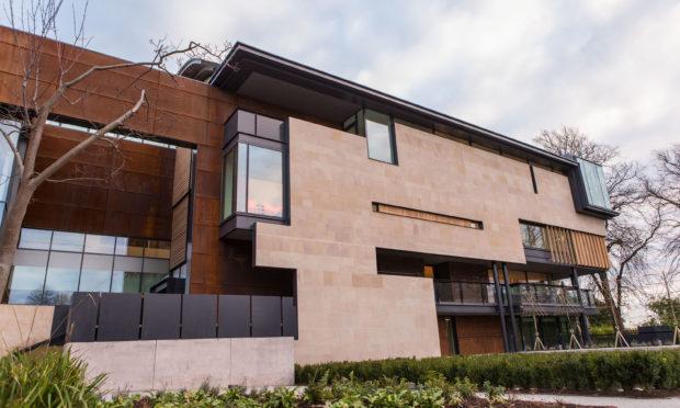 Dunfermline Carnegie Library.