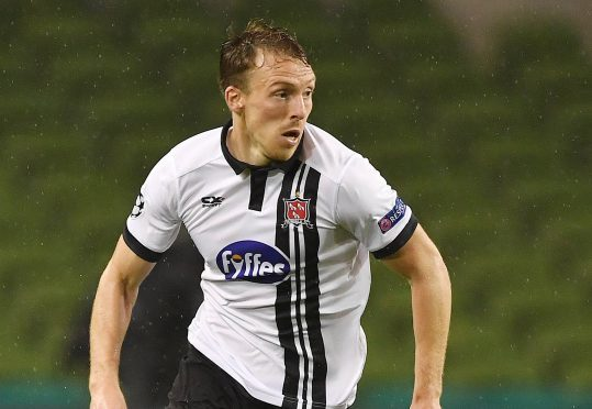 David McMillan of Dundalk.