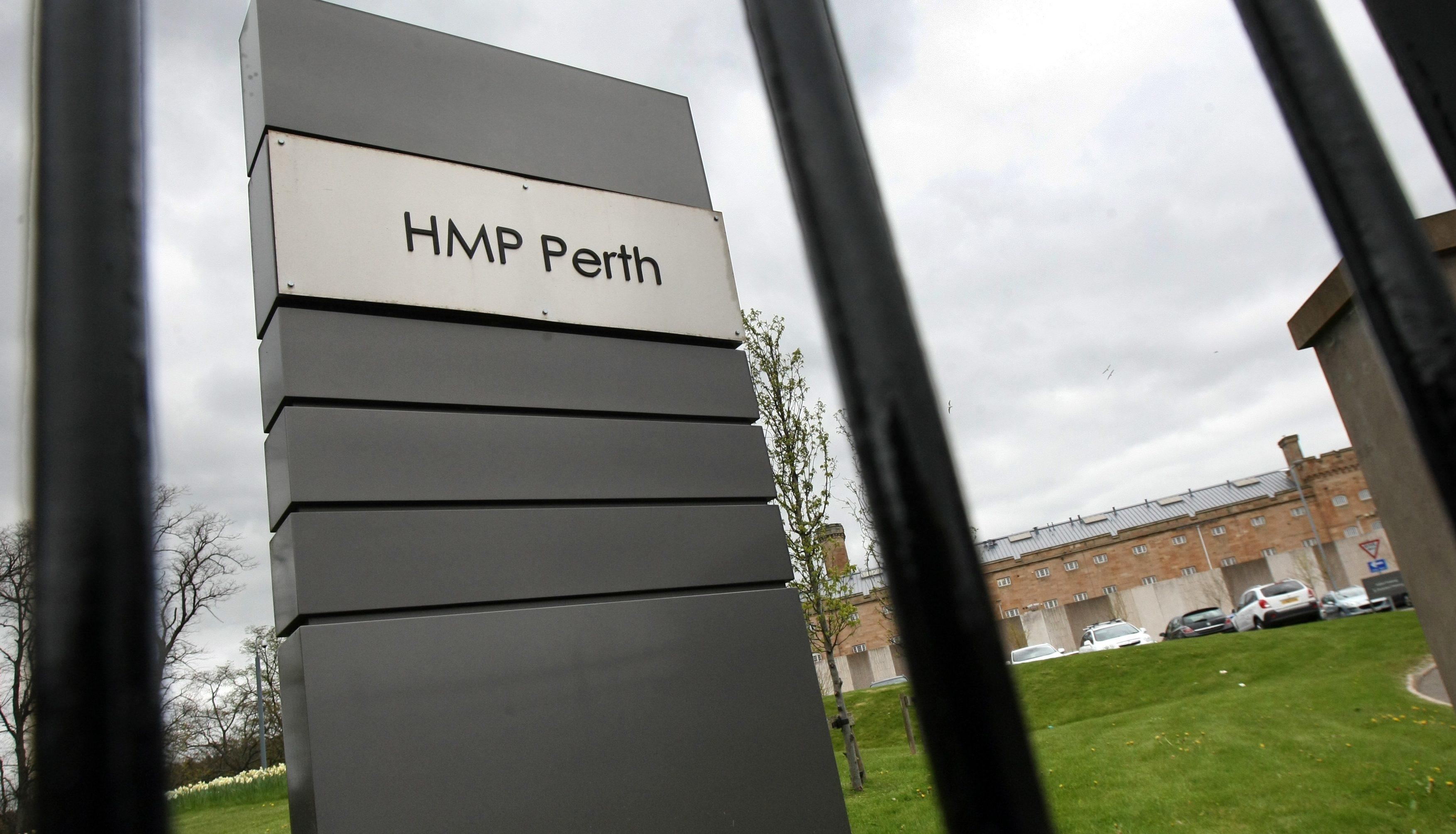 Perth Prison.