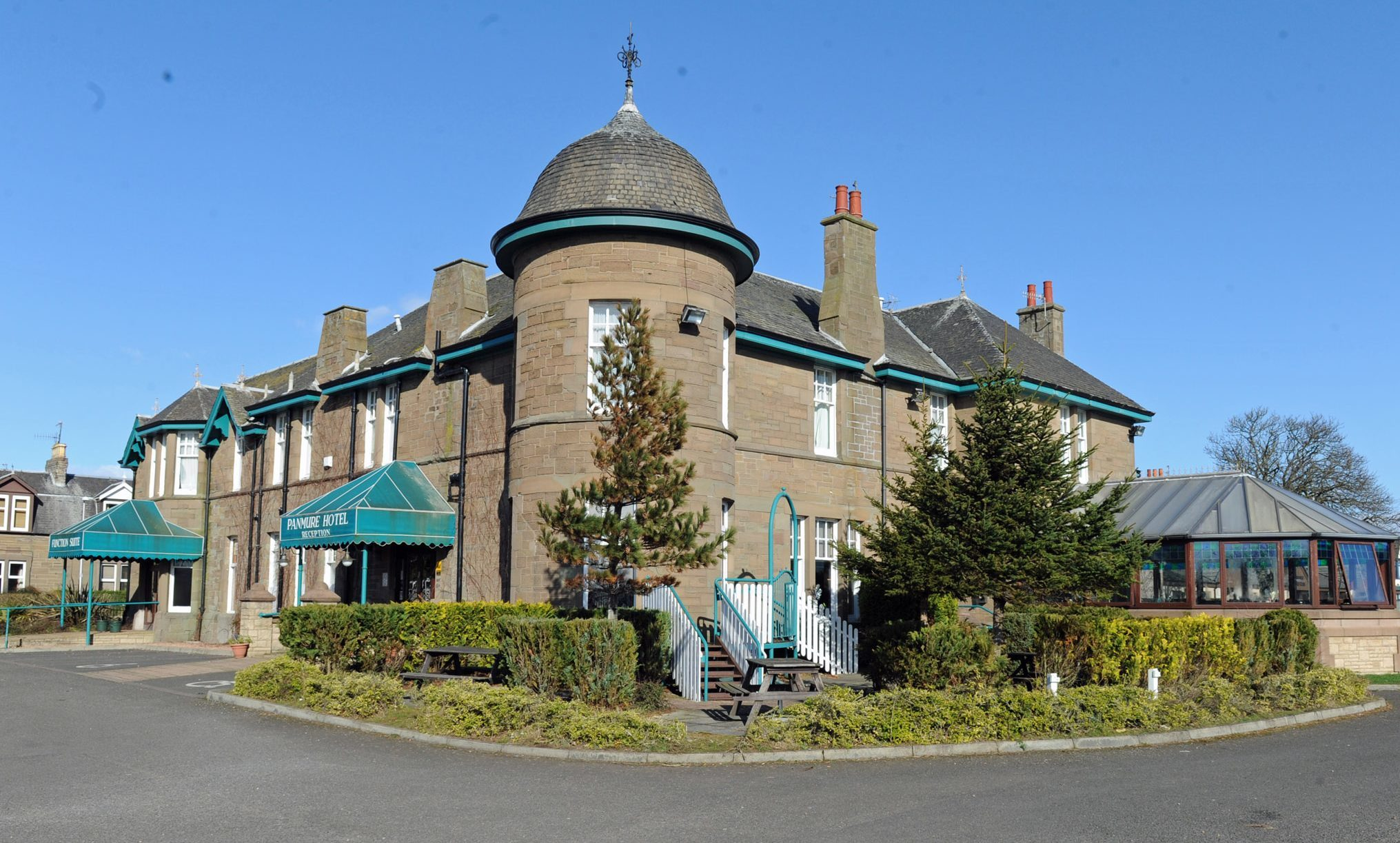 The Panmure Hotel in Monifieth.