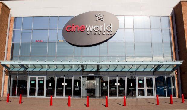 Cineworld, Dundee.