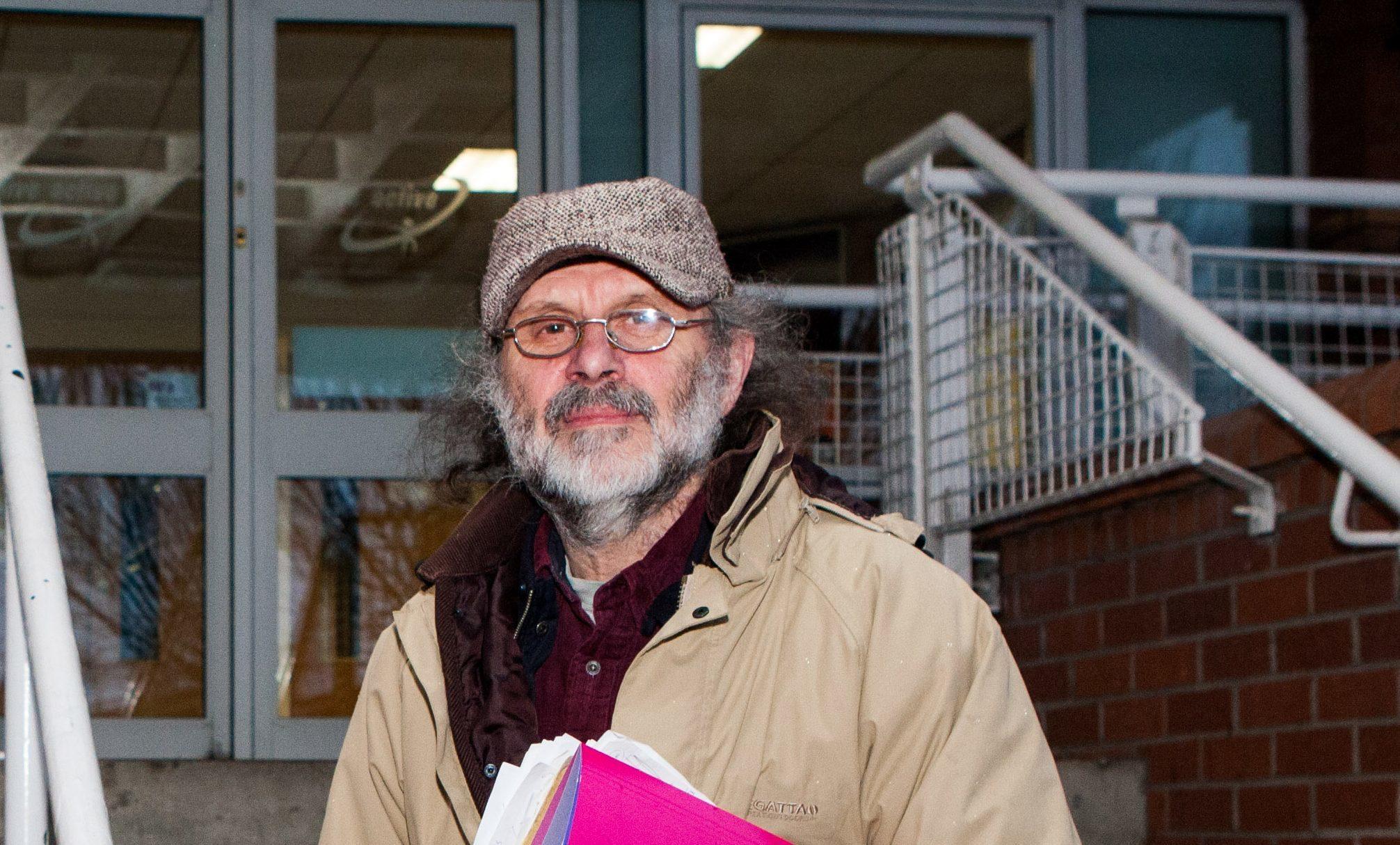 Ken Miles of Kinross-shire Civic Trust.