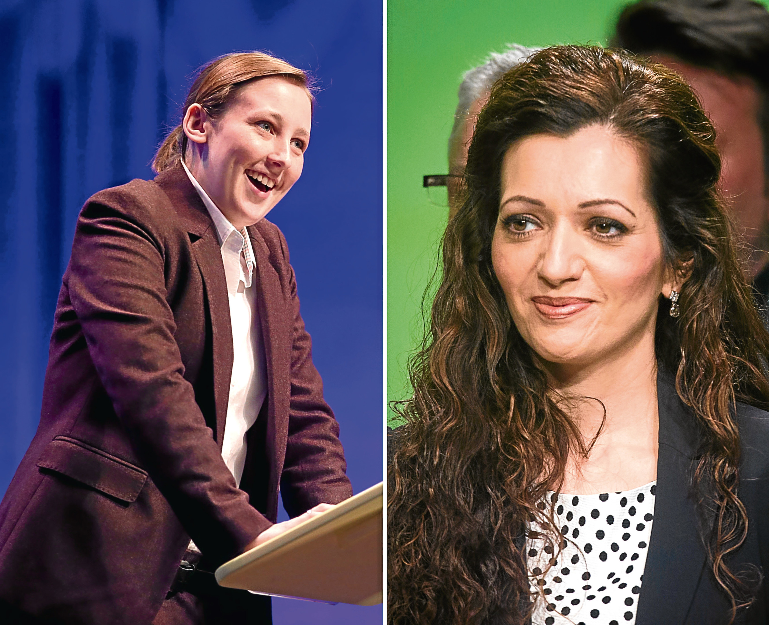 Mhairi Black says Alex Salmond suggested Tasmina Ahmed-Sheikh would give her some style help once she was elected to Westminster.