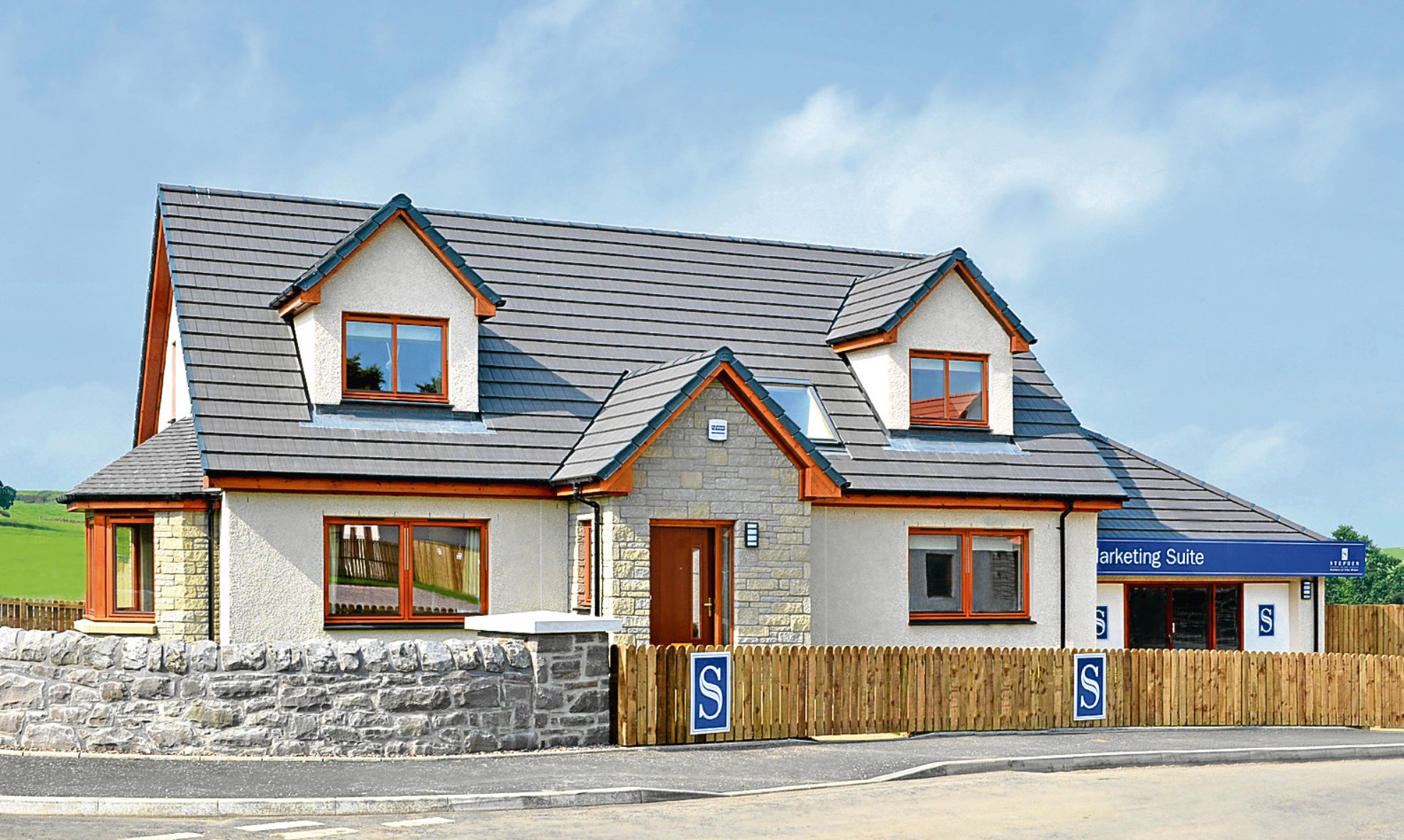 Family-owned Stephen has been building homes for more than 80 years