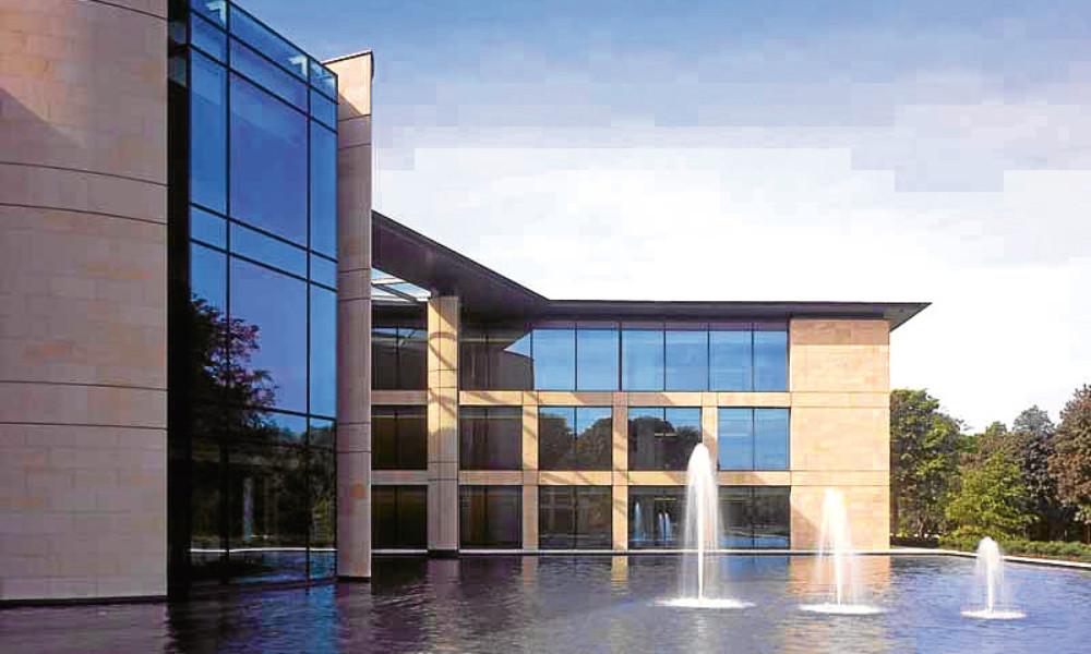 The Gogarburn headquarters of RBS