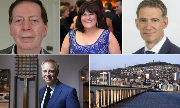 The Courier Business Briefings return in January 2018, with a panel including Philip Long, Professor Gavin Reid, Mark Bevan and Lynne Short.