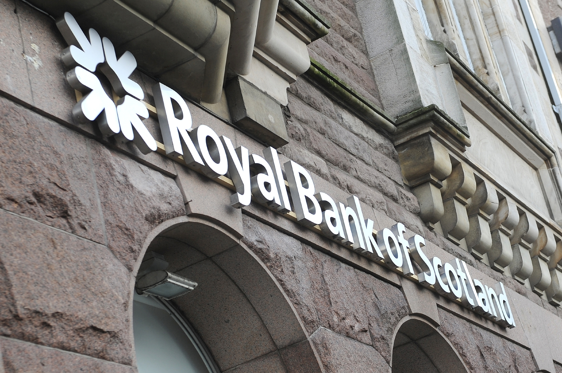 RBS is closing branches across Scotland.