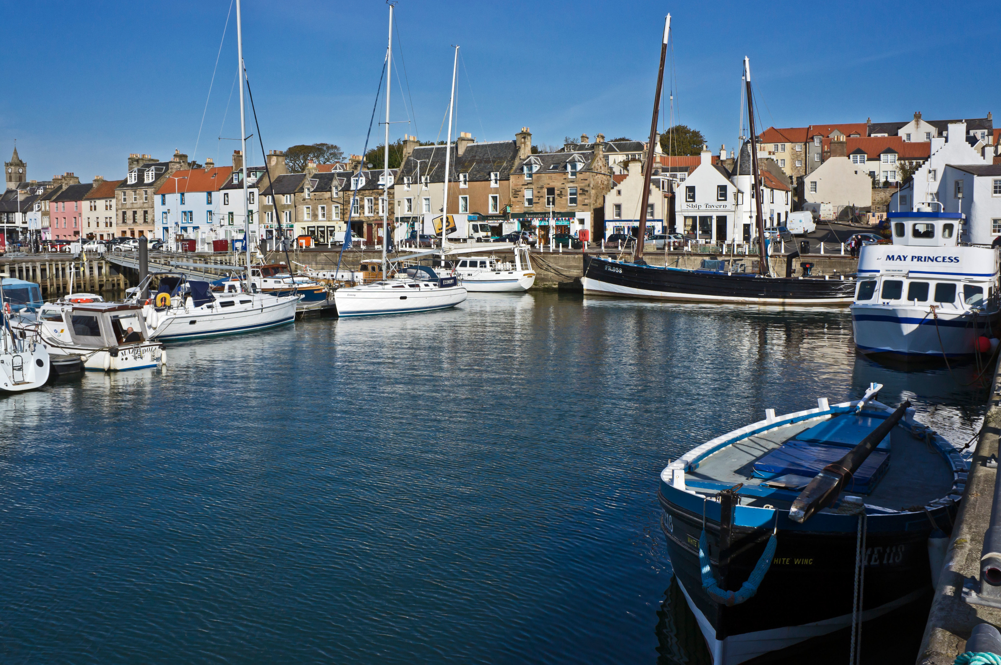 The East Neuk and its Scottish Fisheries Museum were neglected in Tay Cities Deal, says Cllr Linda Holt