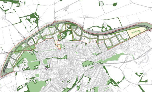 Cupar relief road could be built with public money