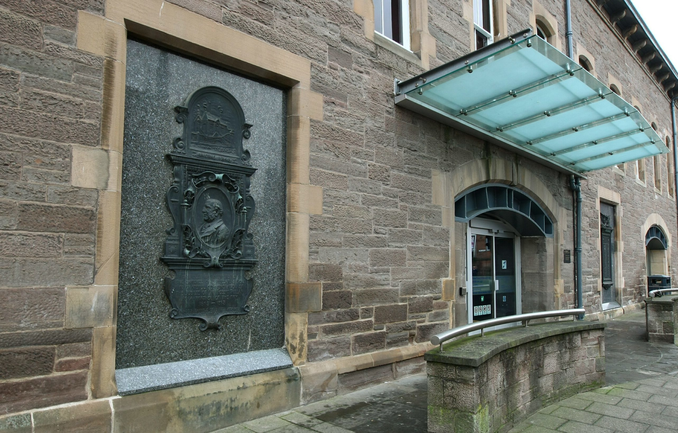 Perth and Kinross Council's Pullar House.