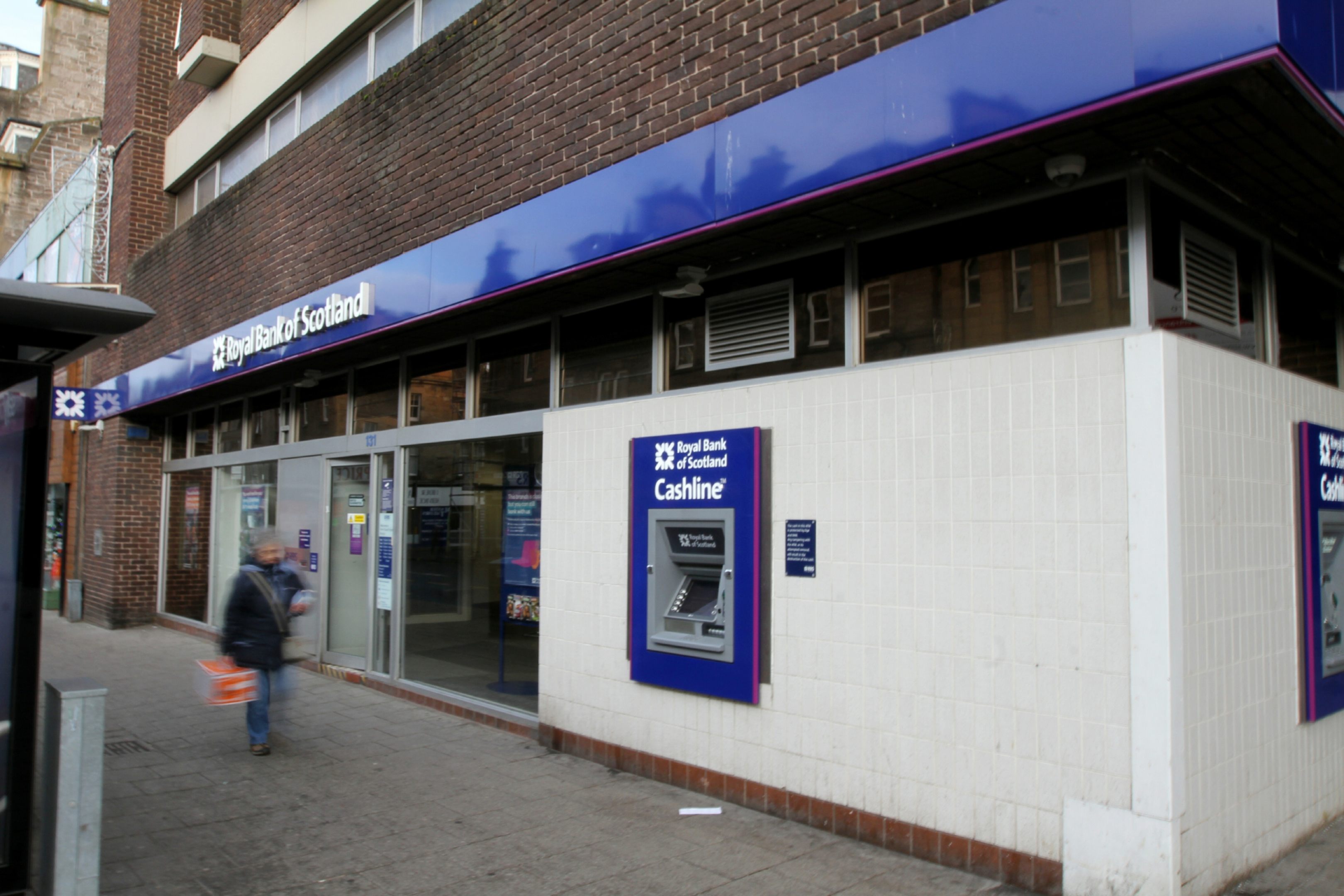 Perth South Street is one of the doomed RBS branches.