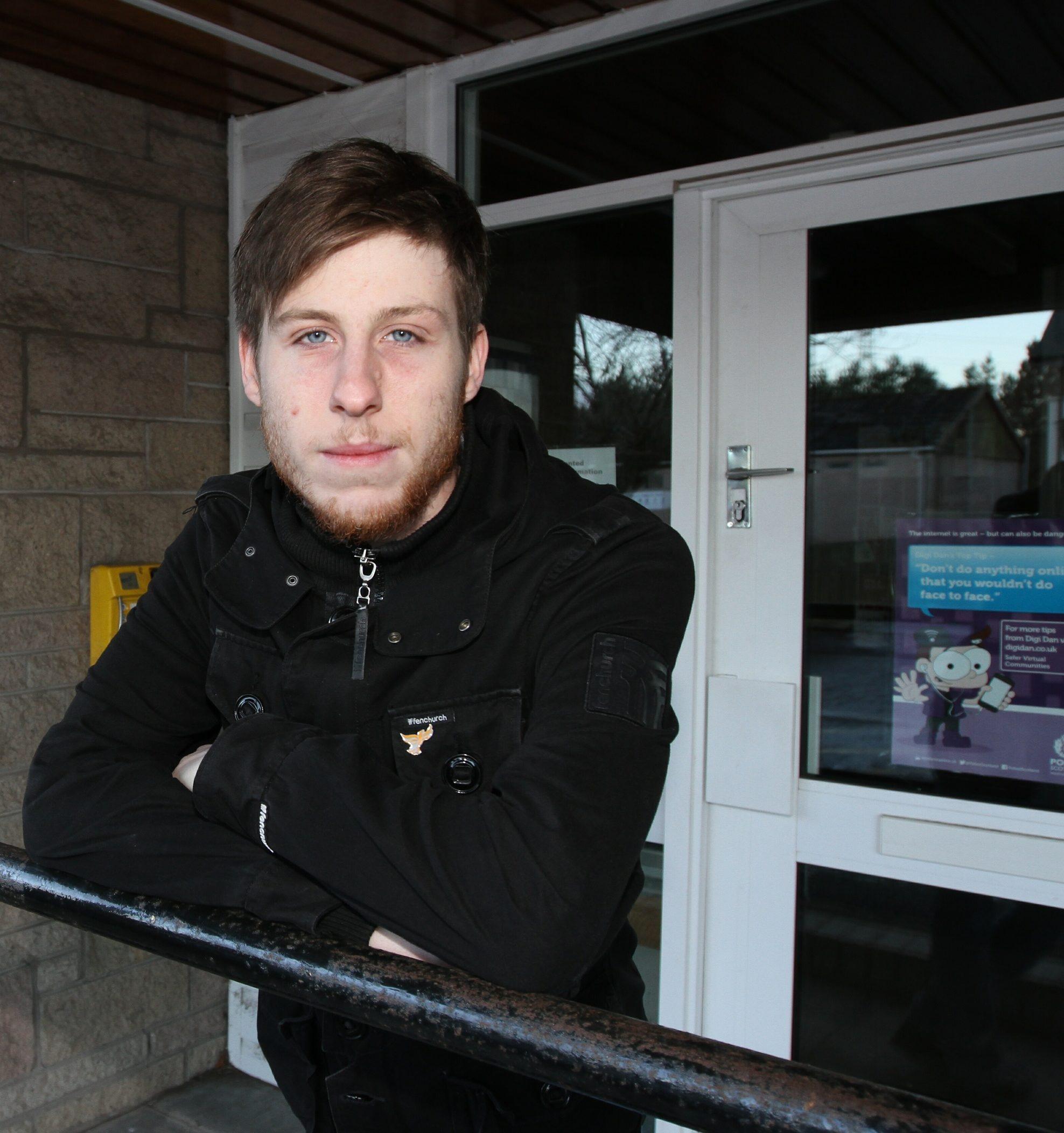 Councillor Ben Lawrie.
