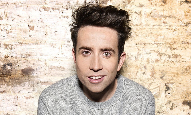 Radio 1 presenter Nick Grimshaw