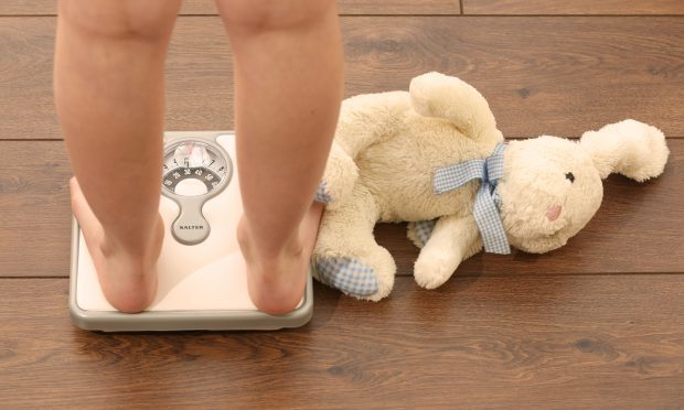 Hundreds of children are referred to weight loss clinics each year.