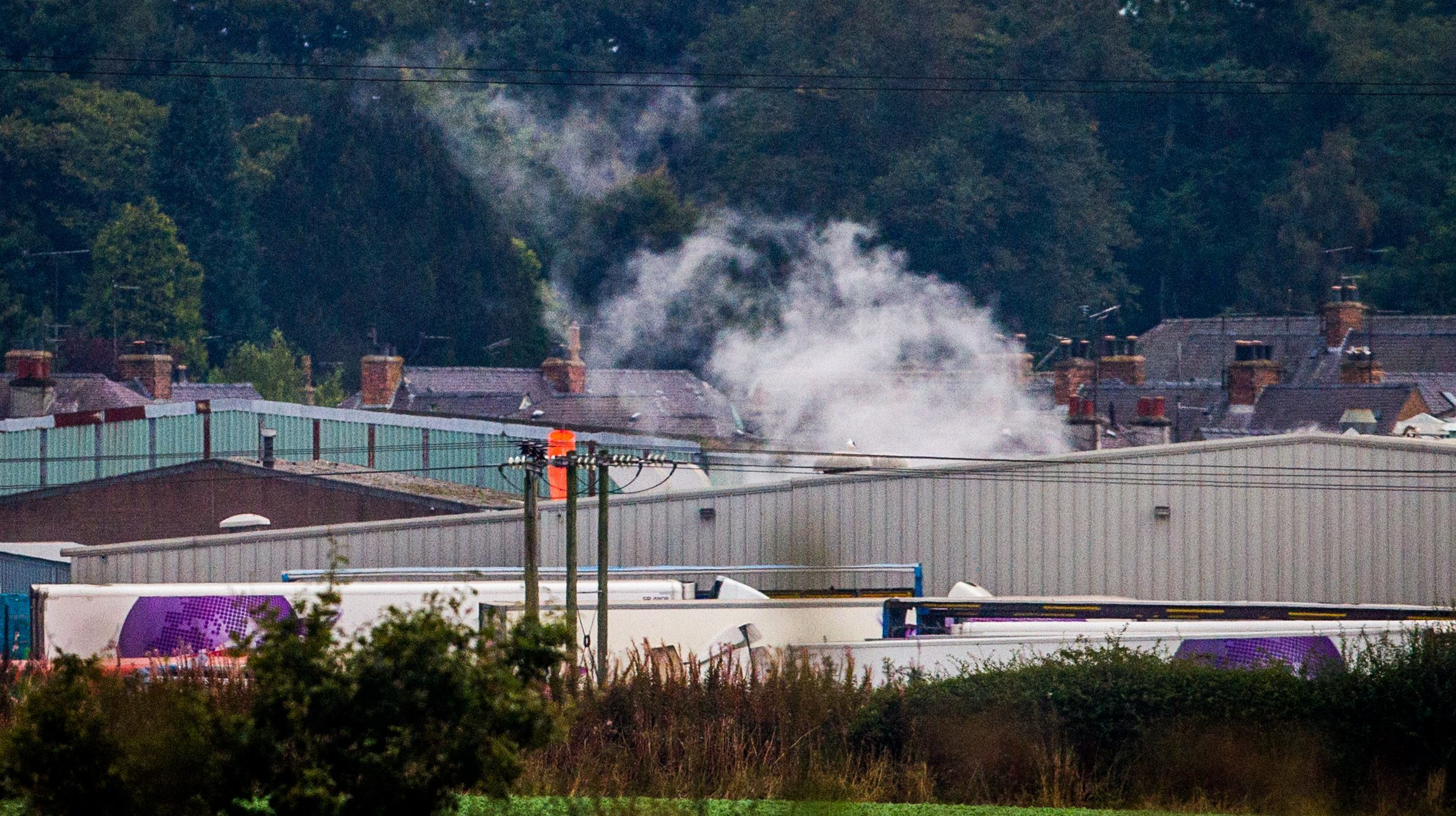 The 2 Sisters factory in Coupar Angus.
