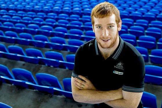 Rob Harley is set to be Glasgow's first double centurion.
