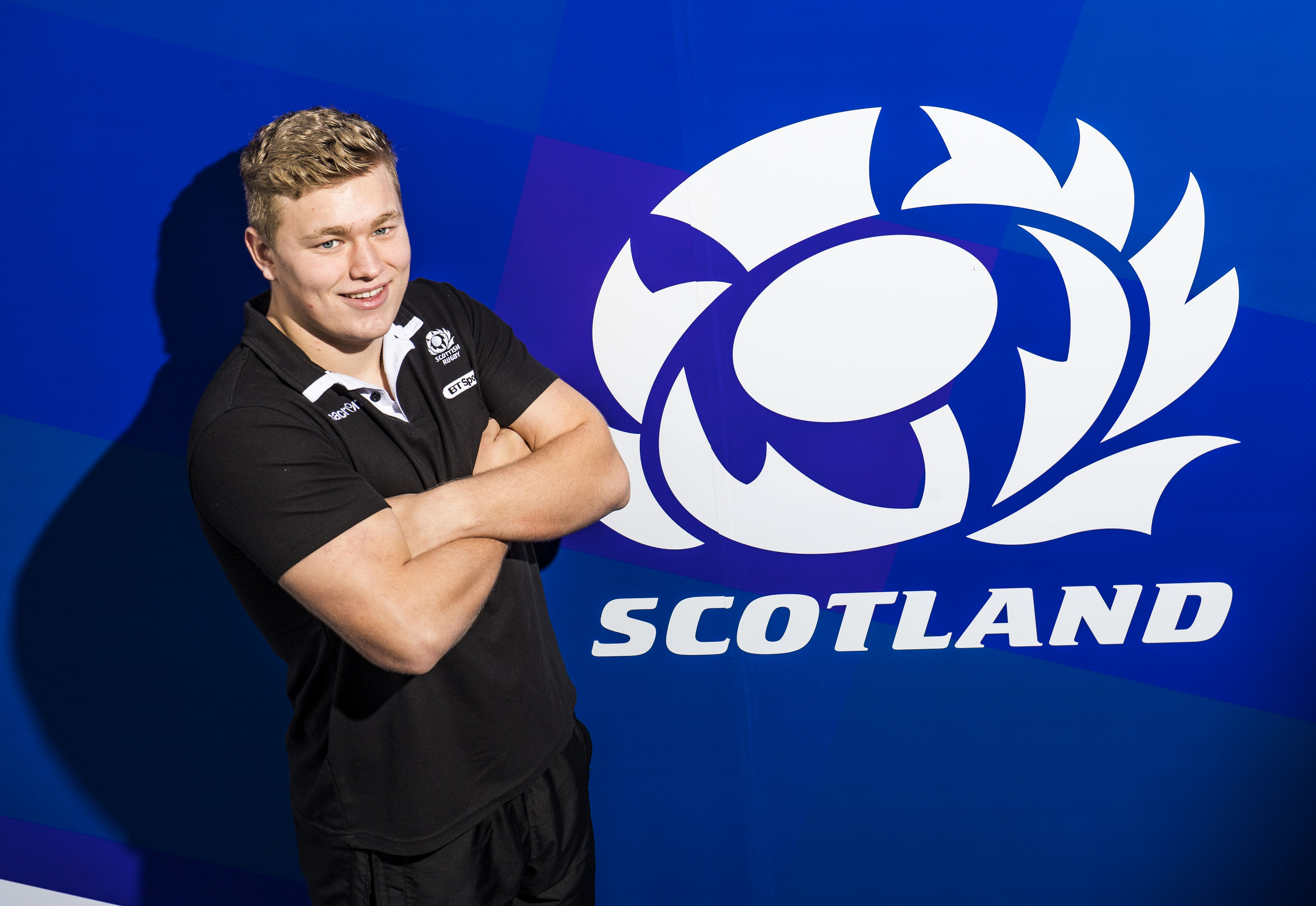 Angus Fraser will spend five months in South Africa under the John Macphail Scholarship.